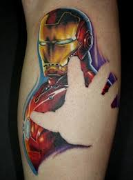 50 best ironman tattoos designs and ideas
