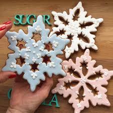 451 best snowflake cookies images on pinterest snowflake cookies