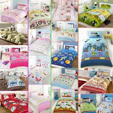 Owl Bedding For Girls by Kids Childrens Boys U0026 Girls Single Bed Character Duvet Quilt Cover