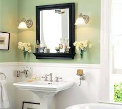 White Framed Bathroom Mirrors Small Mirror For Bathroom U2013 Luannoe Me