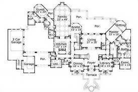 mediterranean mansion floor plans luxury home designs plans south florida mediterranean