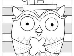 28 st patrick coloring pages free printable st patricks day