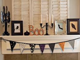 wonderful fireplace halloween ideas identifying tantalizing mantel