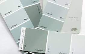 blue gray paint color