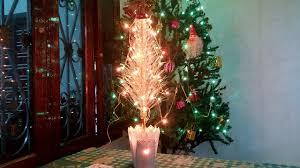 how to made christmas tree using plastic bottle xmas decoration
