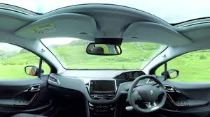 peugeot 2008 interior 2017 new peugeot 2008 suv interior 360 peugeot uk youtube