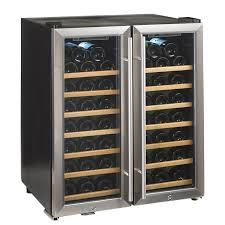 Under Cabinet Wine Fridge by Under Cabinet Wine Refrigerator Cooler Reviews Dimensions