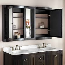 triple mirror bathroom cabinet bathrooms design small recessed medicine cabinet 30 medicine