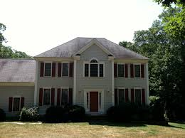 colonial home restored with black algae cleaning ct what u0027s on
