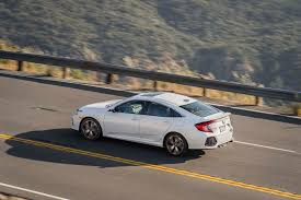 2017 honda civic si sedan first test review motor trend