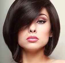 bob haircut for chubby face 25 hairstyles to slim down round faces