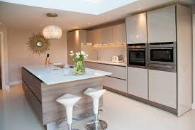 modern kitchen islands with seating induction cooktops contemporary kitchen islands seating kitchen