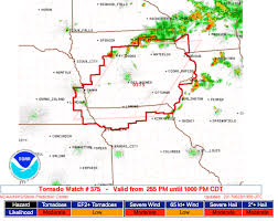 Map Of The Midwest Mike Smith Enterprises Blog Large Tornado Watch For The Midwest