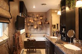 Galley Bathroom Design Ideas Bathroom Fancy Bathroom Design Ideas Featuring Mosaic Wall Tiles