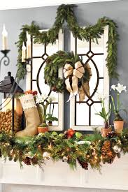 How To Decorate A Banister How To Measure For Wreaths And Garland How To Decorate