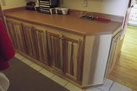 handmade custom hickory cabinets by ziegler woodwork and specialty custom made custom hickory cabinets