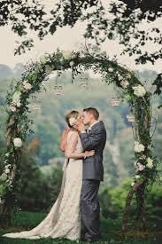 beautiful bridal 11 rustic outdoor wedding arches