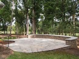 patio ideas walkway wall mason nc sc masonry contractor