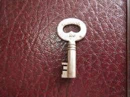 corbin cabinet lock co antique steamer trunk key number 23 corbin cabinet lock company