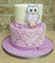 owl baby shower cake look who u0027s expecting frosted memory maker