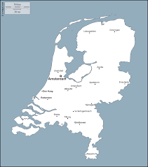 netherlands free maps free blank maps free outline maps free