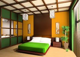 Pics Photos Simple 3d Interior Modern Green Bedroom Interior Design Download 3d House