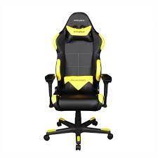 Desk Chair For Gaming by Dx Racer Rc99 Ny Black Yellow Racing Bucket Seat Office Chair