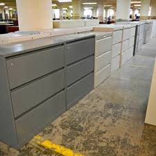 Used Lateral File Cabinets Used 3 Drawer Lateral File Cabinets Office Furniture Warehouse