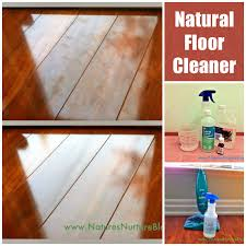 clean your floors with a cleaner diy for