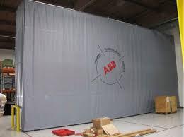 Vinyl Drapes Large Industrial Curtains U0026 Vinyl Pvc Wall Dividers U0026 Partitions