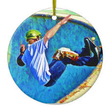 skate park ornaments u0026 keepsake ornaments zazzle