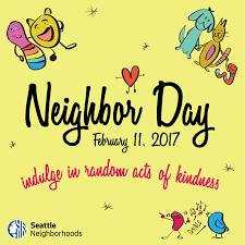 Map Of Seattle Neighborhoods by Neighbor Day Neighborhoods Seattle Gov
