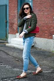 the moto jacket favorite pieces green moto jacket and ripped jeans minimal is chic