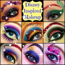 disney inspired eye makeup designs get the look video tutorials photos