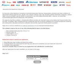 safeway job application u0026 employment resources job application point