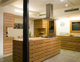 House Kitchen Interior Design Pictures Kitchen Wooden Kitchen House Interior Decoration Designs In