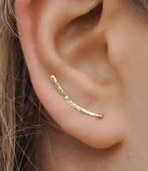 ear pins ear climbers earrings ear climber gold ear pins climber