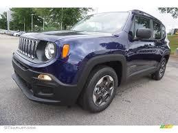 jeep renegade blue interior 2017 jetset blue jeep renegade sport 120852181 gtcarlot com