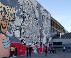 downtown la graffiti and mural tour la art tours i would highly recommend taking this tour whether you re a jaded socal native or just visiting our beautiful city you ll be both delighted and surprised