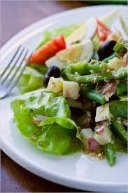 Salad Main Dish - main dish salad with tuna and vegetables recipe nyt cooking