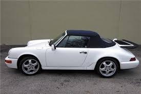 1990 porsche 911 convertible 1990 porsche 911 carrera convertible194987