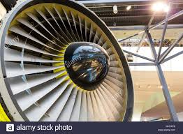 Turbine Engine Mechanic Jet Engine Turbine Blades Airplane Stock Photos U0026 Jet Engine