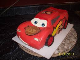 3d lightning mcqueen cake tutorial 28 images howtocookthat