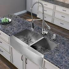 Vigo Kitchen Sink The Vigo Vg15269 All In One 36 Inch Farmhouse Stainless Steel