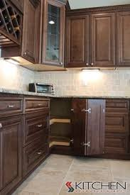 Wood Stain For Kitchen Cabinets Pecan Maple Glaze Kitchen Cabinets Rustic Finish Sample Door Rta