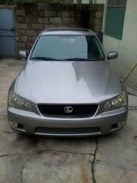2004 lexus sedan for sale 2004 lexus is300 autos nigeria