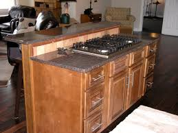 Kitchen Islands With Stove by Kitchen Islands With Drop In Stove Modern Kitchen Furniture