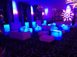 Home Interior Party by Illuminated Table Rentals White Lounge Furniture Rentals New