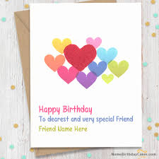 birthday cards for friends cloveranddot com