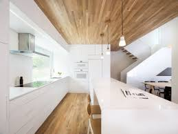minimalist home interior minimalist home with oak surfaced interiors on a tricky site digsdigs